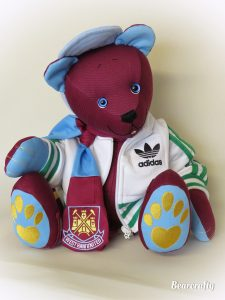 fMemorybear from football clothes