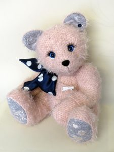 Memorybear made from sweater