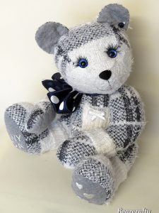 Memorybear from sweater