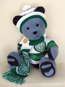 memory bear football fan
